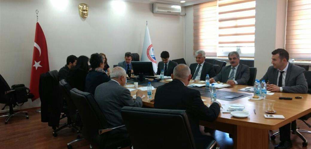 "Twinning Project "" Reinforcement of Turkish Fisheries Management System"" has started"