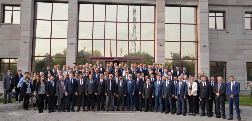 Coordination Meeting Of Directorate General Of Agricultural Research And Policies (TAGEM) Was Held In Ankara